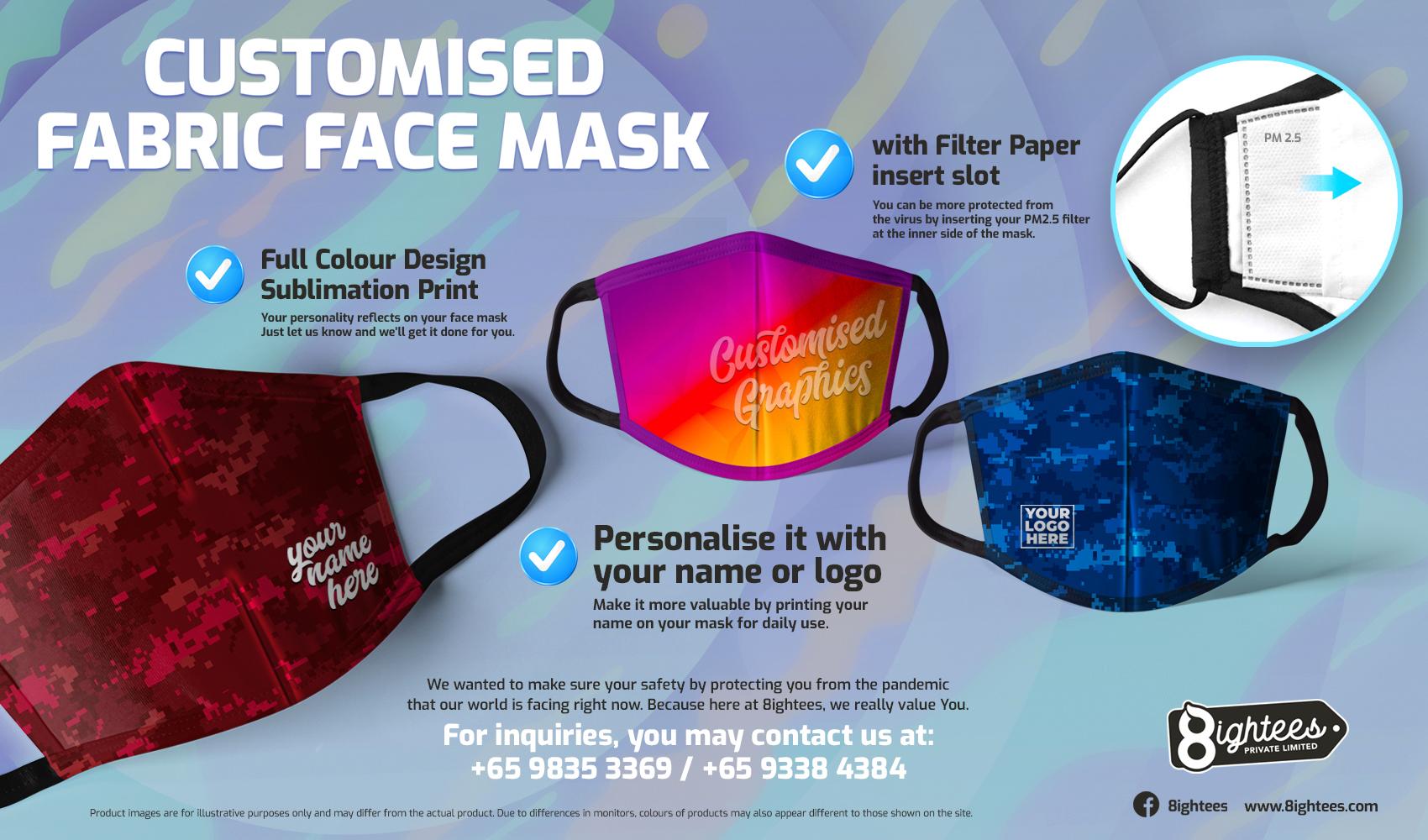 Face Mask Mailer
